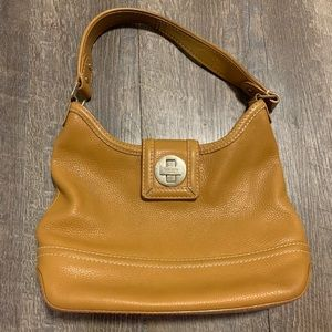 Kate Spade Tan leather purse